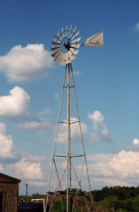 windmill-for-water-supply